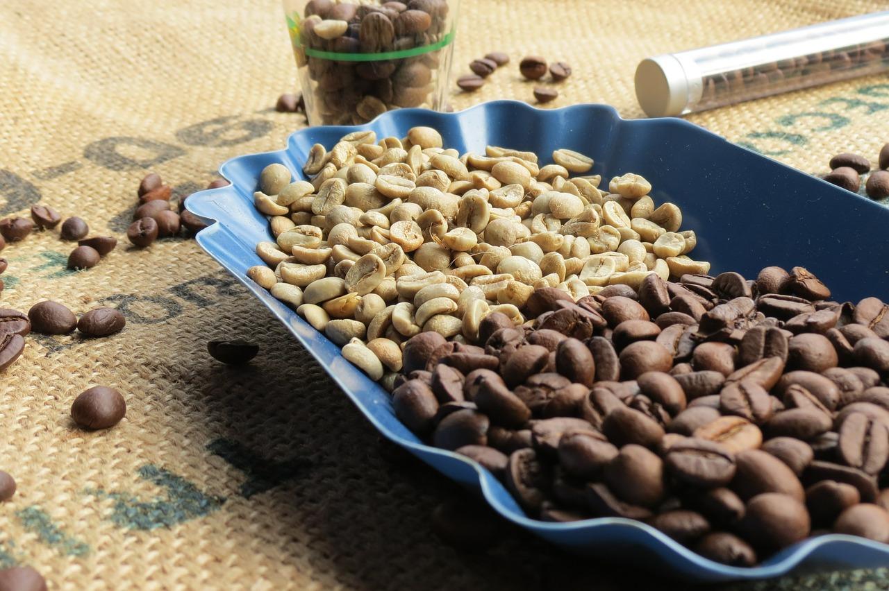 cafe, café verde