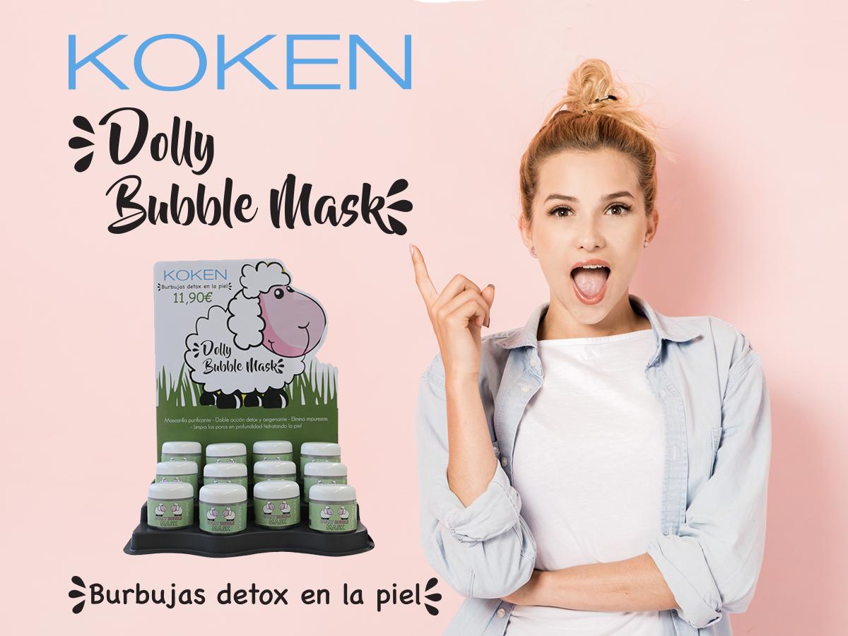 Dolly Bubble Mask